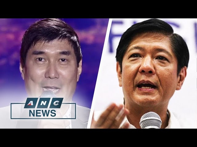 Raffy Tulfo: Bongbong Marcos should not apologize for 'sins of his father' | ANC