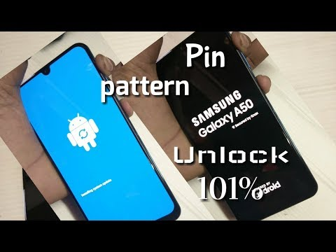 Samsung A50,A60,A70,A10,M20,M30 Hard Reset Pin,Pattern and Password unlock ..101%