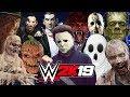 HALLOWEEN ROYAL RUMBLE | WWE 2K19 Gameplay