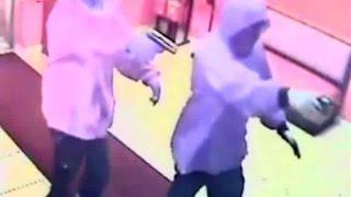 surveillance video double homicide at jordan s fish chicken