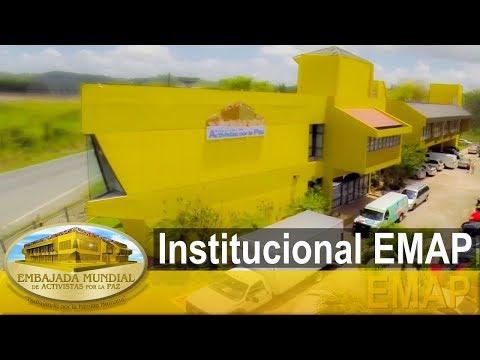 Embajada Mundial de Activistas por la Paz - Institucional   EMAP