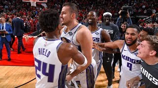 Nemanja Bjelica Game Winner vs Rockets! 2019-20 NBA Season