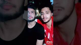 Hasanin,adnan, saddu interview ahmedabad fight video