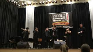 Baixar [WHF 2017] Harmonica Group World Champion - Romanian Fantasy - Sirius Harmonica Ensemble - 口琴小合奏世界冠軍