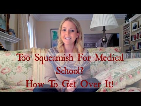 Download Too Squeamish For Medical School?