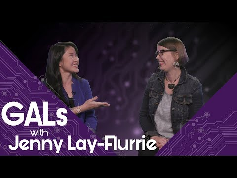 Interview with Jenny Lay-Flurrie, Chief Accessibility Officer, Microsoft