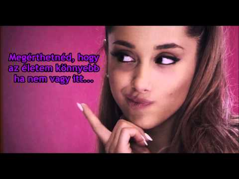 Ariana Grande - Problem ft. Iggy Azalea (magyar felirattal)