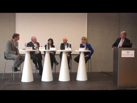 "Kongress: Digitalisierung transformiert – 9.6.2016 - Panel-Diskussion: ""Kreative Ökologien"""