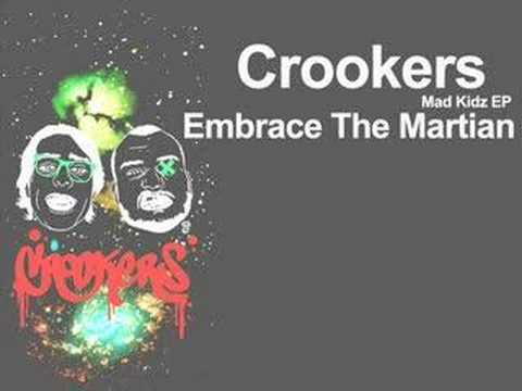 Crookers - Embrace The Martian feat. Kid Cudi