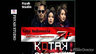 Kotak Band _ SATU INDONESIA th.74
