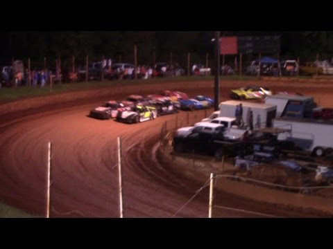 Winder Barrow Speedway Modified Street Feature Race 9/19/15