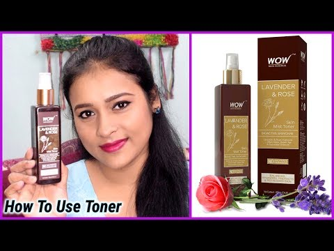 How To Use Toner?Benefits Of Using Toner.