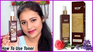 How To Use Toner?Benefits Of Using Toner.