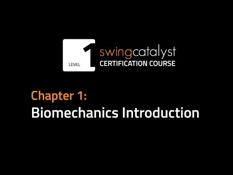 Chapter 1: Biomechanics Introduction