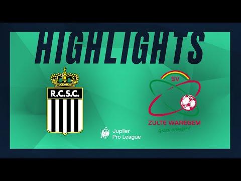Charleroi Waregem Goals And Highlights