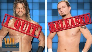 10 WWE Wrestlers Who Will Either QUIT or Be RELEASED in 2017!