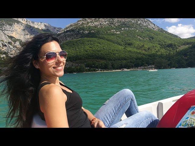 CANNES & AZ EURÓPAI GRAND CANYON | FRANCIA körút 2. rész | Tamás Anita