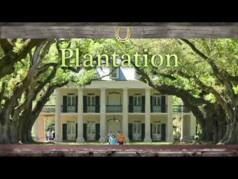 America's Heartland: Historic Louisiana Plantation
