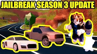 [FULL GUIDE] NEW SEASON 3 JETPACKS, R8, RAPTOR UPDATE | Roblox Jailbreak