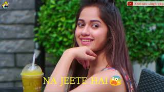 Hue bechain female version new whatsapp status | Sad 😔 whatsapp status | Abhinav Singh |