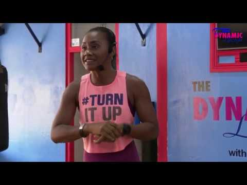 Dynamic Lifestyle Curfew & Sweat Lunch Time Workout with Krystal Tomlinson