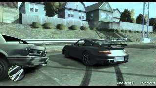 GTA IV Porsche 997 GT2 + DOWNLOAD LINK (HD)