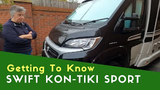 Getting To Know Our New Swift Kon-Tiki Sport 574
