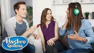 'Hearing Things' Demo - Hasbro Gaming