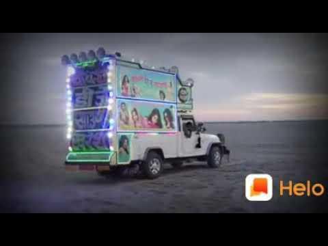 चौधरी DJ sound || dancing dj || जाटाँ दी creativity