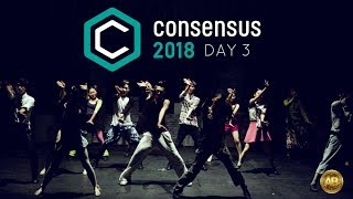 Final Day of Consensus 2018!! Crypto Conference Day 3 Recap