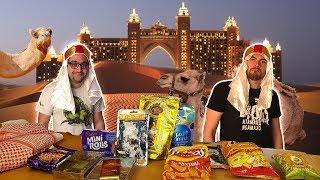 NoThx и Nikicha1 тестват вкусотии от Дубай