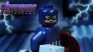 LEGO Avengers Endgame Final Battle: Captain America vs Thanos