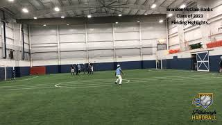 Brandon McClain-Banks (IF) - Class of 2023 - Winter 2020/21 Fielding Highlights