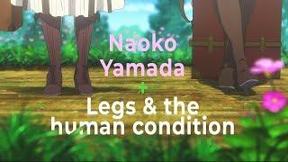 Naoko Yamada + Legs: 12 Days Of Anime