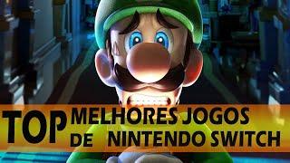 Top Melhores jogos de Nintendo Switch