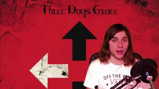 I Am An Outsider (Three Days Grace) - Track Review