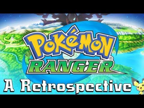 A Pokemon Ranger Retrospective: Pokemon's Bygone DS Games
