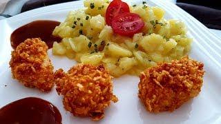 Knusprige Chicken Nuggets    Thermomix® TM6 TM5