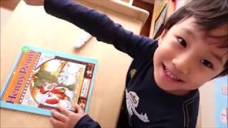 與5Y4M寶哥共讀經典童話繪本Henny Penny。影片中為韓國JY出版社獨家授權...