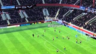 PSV vs SC Cambuur - 5 minutes