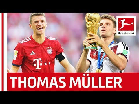 Thomas Müller - Bundesliga's Best