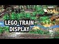 LEGO Steamwood Falls Mine with Trains | Brick Fiesta 2017