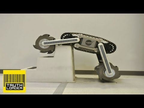 Mining the moon: Nasa's Razor robot takes a bite - Truthloader Investigates