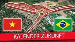 Formel 1 Rennkalender 2020: Vietnam kommt, Brasilien geht? (VLOG)