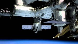 SpaceX - Cargo Delivery to ISS (simulation)