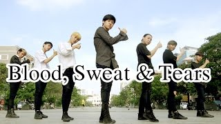 Blood, Sweat & Tears - BTS (Dance cover) by Heaven Dance Team from Vietnam