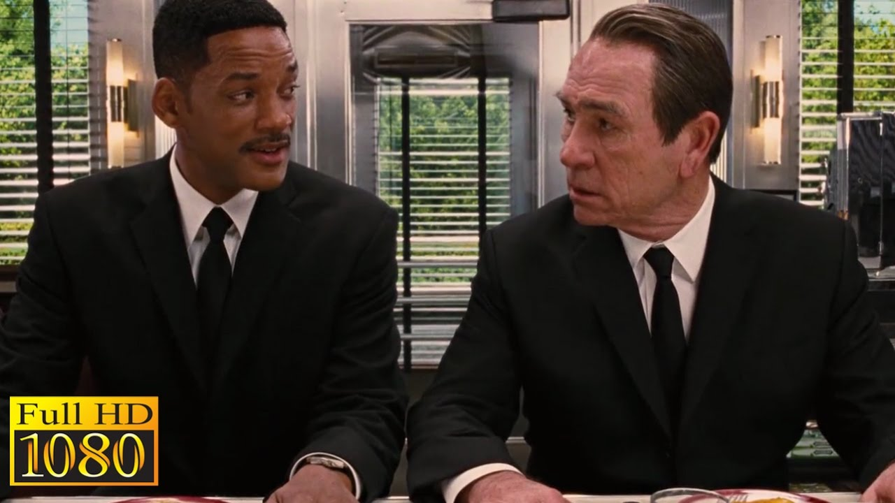 Men In Black 3 Ending Scene 1080p Full Hd Youtube