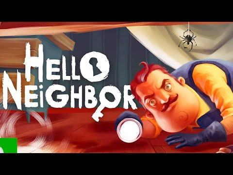 ИЗБЯГАХМЕ ОТ СЪСЕДА! #3 - Hello Neighbor