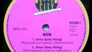 KCD - Simo Goes Poing (Simo Vaatehuoneelta Remix)