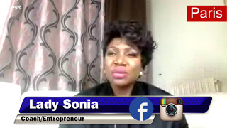 Lady Sonia Mabiala Interview Officielle avec Darcy Ogandaga